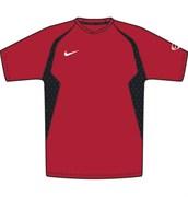 Майка футбольная Nike Striker Game Ss 217259-648