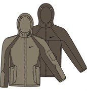 Куртка демисезонная Nike E NOW REVERSIBLE JACKET 215471-290