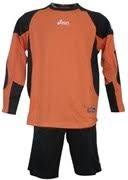 компл вратарский (свитер+шорты) Asics SET SPIDER KEEPER T283Z9-6990