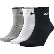 Носки Nike Lightweight Quarter (3PPK) SX4706-901