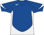 Майка футбольная Nike BRASIL SS JERSEY 115900-463