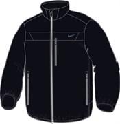 Куртка демисезонная Nike INTENSITY WR THERMAL JACKET 401948-010