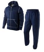 Костюм тренировочный Nike Fleece AD Heritage FZ Hooded Full Tracksuit 426007-458