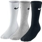 Носки Nike VALUE COTTON CREW (3PPK) SX4508-965