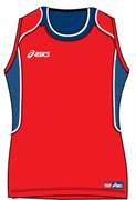 Майка волейбольная Asics SMANICATO PERUGIA T386Z1-2650