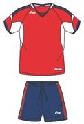 компл волейбольный  (майка+шорты) Asics SET NAZIONALE T385Z1-2650