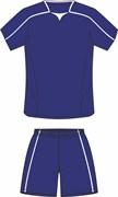 Комплект футбольный (майка+шорты) Ronix 211-5001