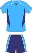 Комплект футбольный (майка+шорты) Ronix 211-4050