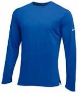 Джемпер разминочный Nike TOP LS HYPERELITE SHOOTER 867743-493